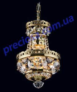 Люстра хрустальная Preciosa BB 0524/00/001 (45 0557 001 07 00 20 35) Bordura