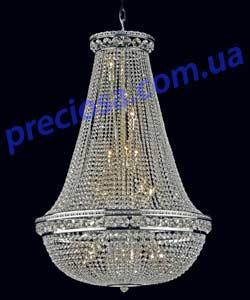 Люстра хрустальная Preciosa BB 0524/00/022 (45 0557 022 04 00 21 35) Bordura
