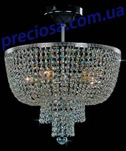 Люстра хрустальная Preciosa CB 0757/00/005 (45 0757 005 04 00 02 01)