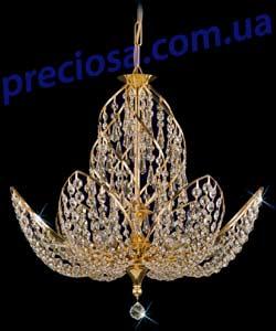 Люстра хрустальная Preciosa BB 0915/00/006 (45 0915 006 07 00 07 01)