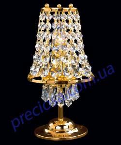 Настольная лампа хрустальная Preciosa TB 1122/00/001 (35 1122 001 07 00 00 35)
