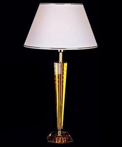 Настольная лампа Preciosa 50 444 86 (31 7045 001 99 27 02 00) Kufstein Amber