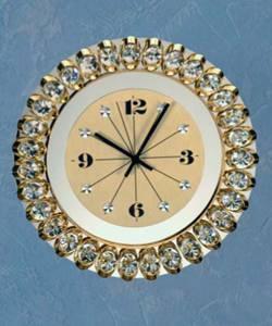 Часы с хрусталем Preciosa 99 008 20 (25 7016 000 13 70 02 35) Los Angeles