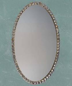 Зеркало овальное Preciosa 99 007 05 (25 7017 000 13 70 05 35) Los Angeles
