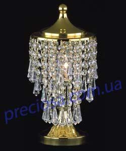 Настольная лампа хрустальная Preciosa TB 1193/00/001 (35 1193 001 07 00 00 35)