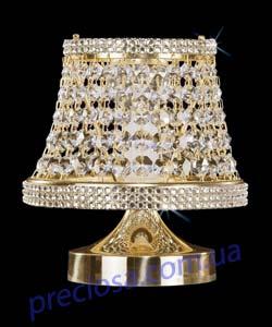 Настольная лампа хрустальная Preciosa TB 0371/00/001 (35 0371 001 07 00 00 01)