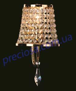 Бра хрустальное Preciosa WB 0422/05/001 (25 0422 001 07 00 04 35)