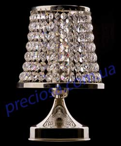 Настольная лампа хрустальная Preciosa TB 0422/04/001 (35 0371 001 04 00 04 35)
