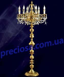 Торшер рожковый литой ALDIT Baron L6 (LL 10/12/093)