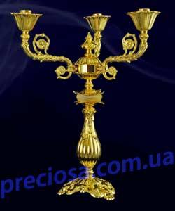 Канделябр рожковый литой ALDIT Amfora SV3 (LL 11/06/138)