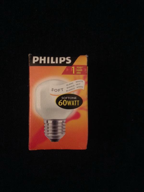 Philips Soft Softone 60W E27 матовая