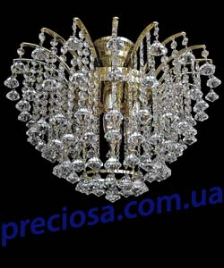 Люстра хрустальная Titania Lux 131 000 004