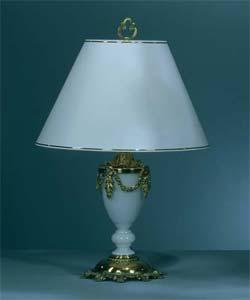 Настольная лампа литая Preciosa TR 5233/00/001 (36 5049 001 85 32 00 00) Louvre