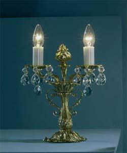 Настольная лампа литая Preciosa TR 5042/00/002 (36 5042 002 85 00 00 02) Vysehrad
